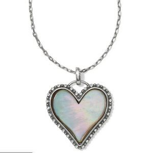 Brighton Twinkle Amor Necklace (Heart)
